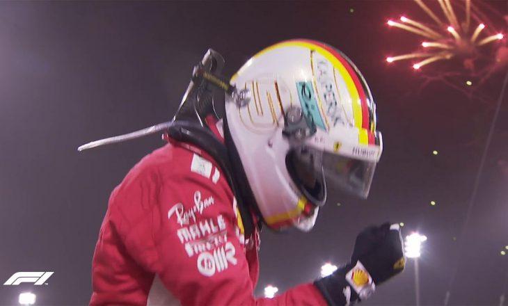 Shfaqje mjeshtërore e Vettelit – lexoni detajet