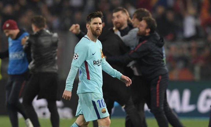 Ky shtet po e feston eliminimin e Leo Messit