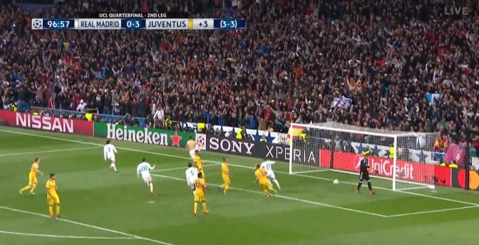 Skandal në fund: Buffon karton të kuq, Ronaldo shpëtimtar i Realit