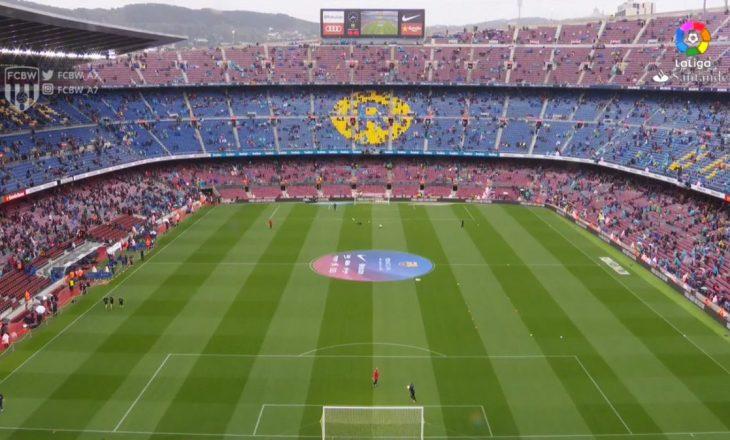 Shikoni çfarë i ndodhi Barcelonës pas humbjes ndaj Romës – e dëshmojnë këto foto