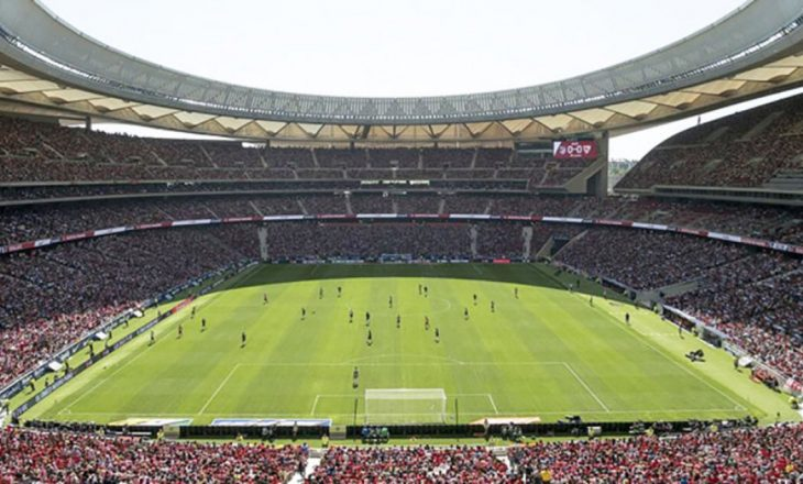 Formacionet Zyrtare: Sevilla – Barcelona