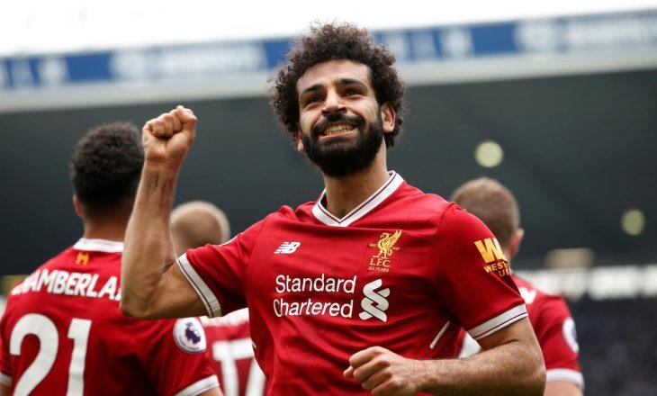 Barazoi rekord në Premierligë – nota e Salah pas golit