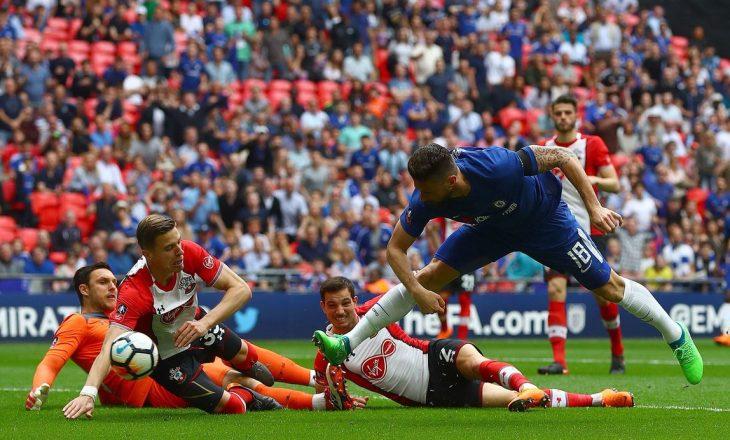 Chelsea në finale të FA Cup, e pret Manchester Unitedi [Video]
