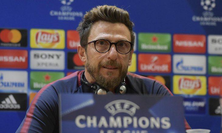 Di Francesco: Kjo ishte arsyeja pse e humbëm ndeshjen