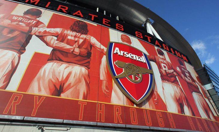 Trajneri i ri i Arsenal e nis punën me kufizime