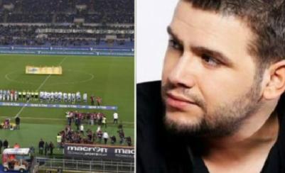 Kënga e Flori Mumajesit dëgjohet para çdo ndeshjeje në stadiumin e një skuadre të madhe italiane