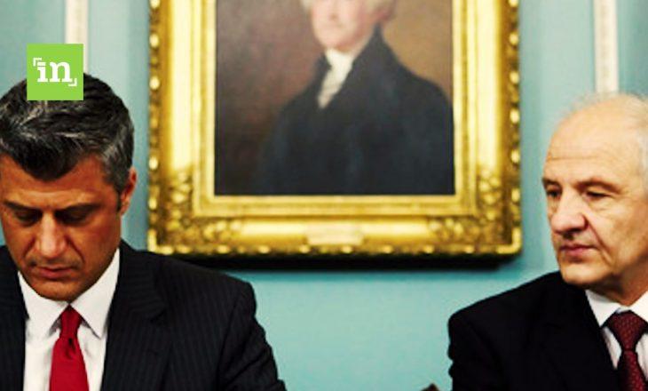 Si u sakrifikua LDK-ja që Hashim Thaçi të hynte në histori si njeriu kryesor i pavarësisë?