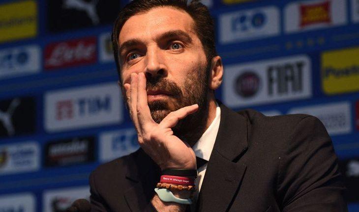 Buffon i bie pishman për deklaratën e tij