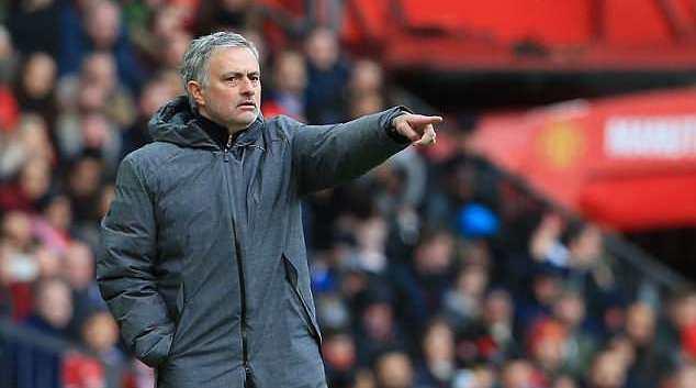 Jose Mourinho kapet mat! (Foto)