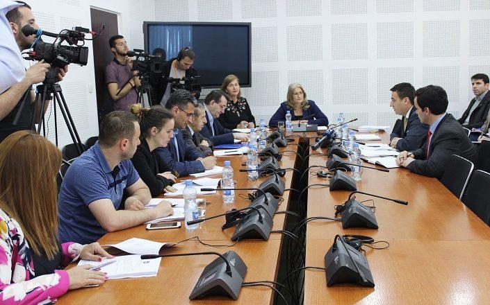 Komisioni procedon listën e anëtarëve të Këshillit Shtetëror të Cilësisë
