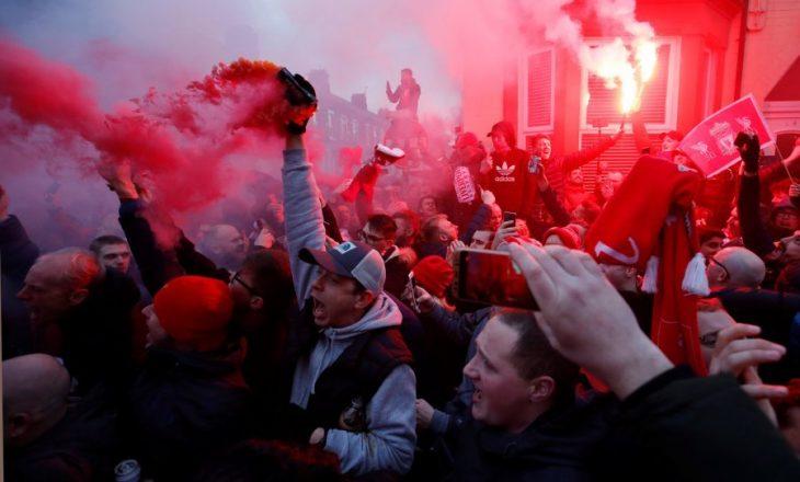 Pas fitores ndaj Manchester Cityt, Liverpooli mund ta pësojë keq nga UEFA