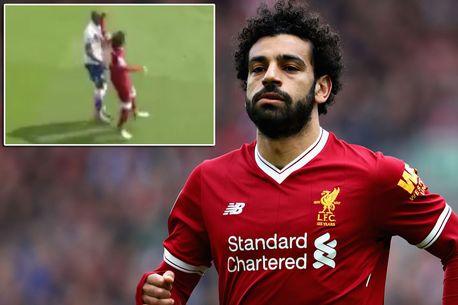 """Momenti kur Mohamed Salah """"ja jep shuplakë"""" Bruno Martins-Indit (VIDEO)"""