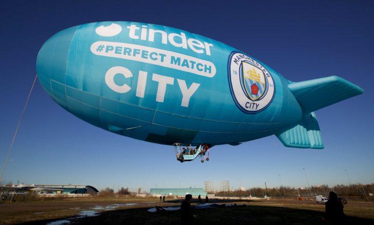 Manchester City lidh kontratë milionëshe sponsorizimi