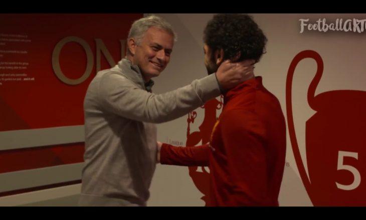 Çmendet Mourinho, do shkoj All-In për Salah