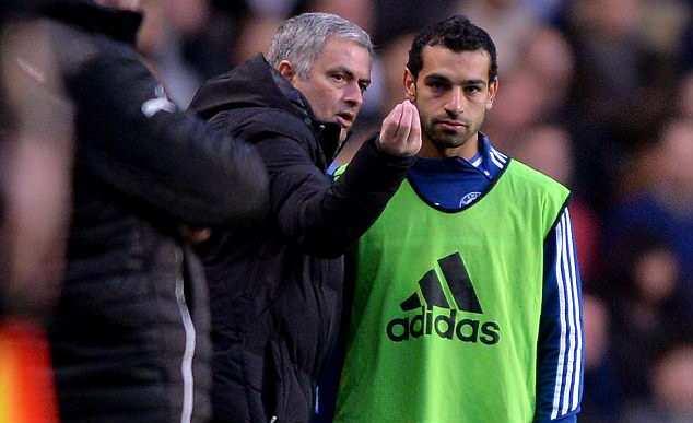 Mourinho thumbon Chelsean dhe merr meritat për zbulimin e Salah