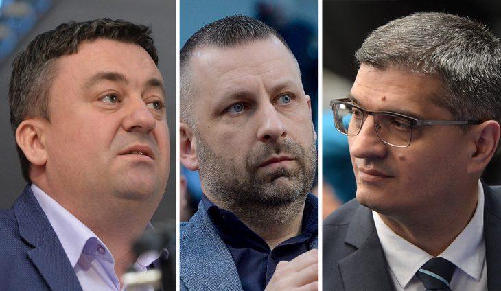 A jeni ministra në qeverinë e Haradinajt? Nuk jemi… jemi…nuk jemi….