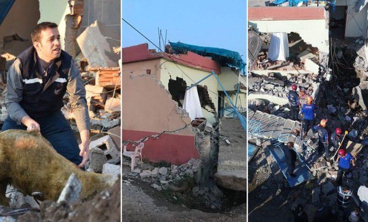 Tërmet i fortë sot në mëngjes në Turqi