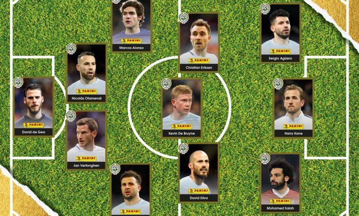 Zgjidhet skuadra e vitit në Premier League, kundërthënie dhe mospajtime