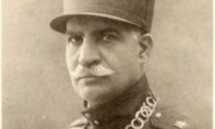 U gjet trupi i shahut iranian Reza?