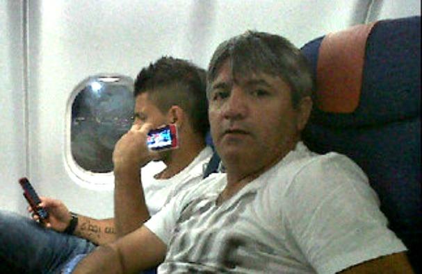 Babai i Sergio Agueros trondit me lajmin për transferimin e djalit të tij