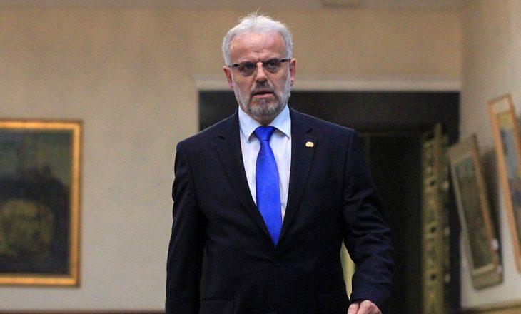 Talat Xhaferi ka një sugjerim rreth dialogut Kosovë-Serbi