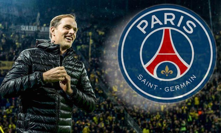 Ja me cilin transferim, do ta fillon punën trajneri i ri i PSG-së