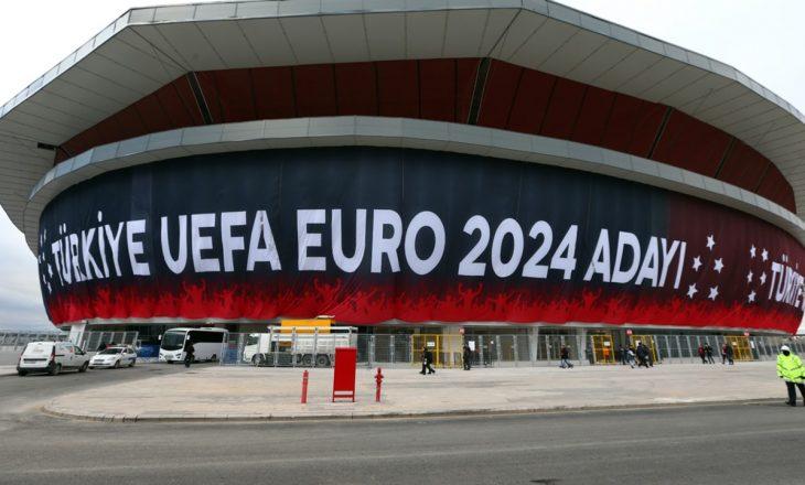 Turqia mund ta organizojë Kampionatin Evropian të vitit 2024