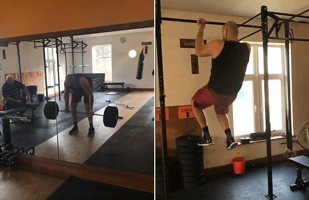 Tyson Fury paralajmëron rikthimin teksa i kthehet stërvitjeve (Video)