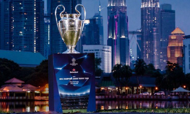 Formacioni dhe lojtari më i mirë në Ligën e Kampionëve (Foto Grafika)