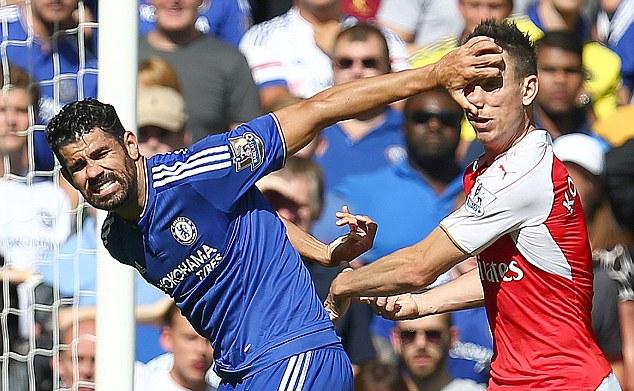 E keni parë ndonjëherë Diego Costan kundër Arsenalit – ai nuk mund të quhet vetëm futbollist (VIDEO)