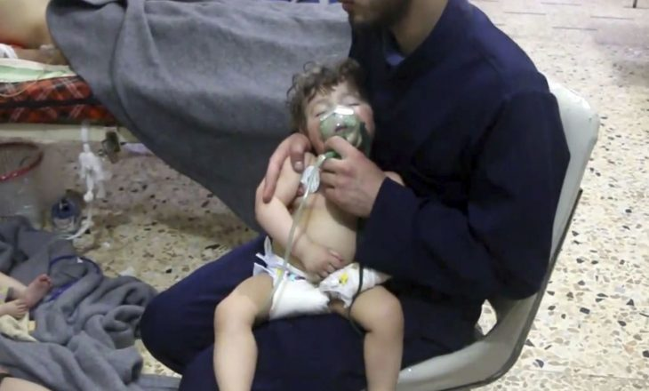 Shteti që po kërkon hetime për sulmin me armë kimike në Siri