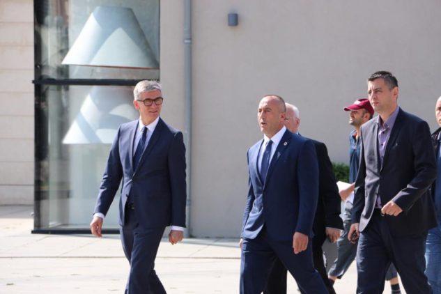 Këshilltari i Haradinajt emërohet ambasador i Kosovës në Çeki