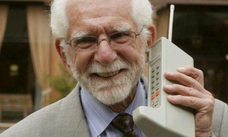 Bëhen 45 vjet nga shpikja e telefonit celular