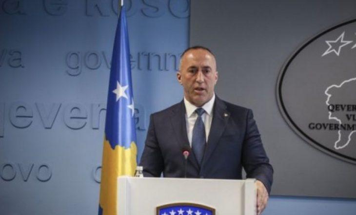 Haradinaj thotë se nuk do të shkarkojë asnjë ministër pa vendim gjykate