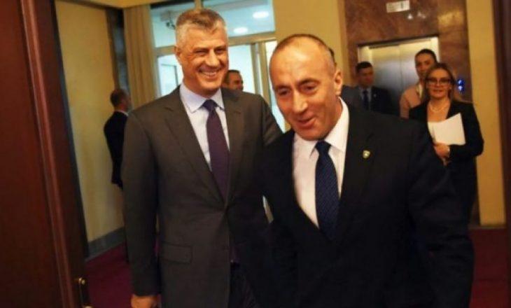 Serbia kursen vetëm Thaçin dhe Haradinajn nga Interpoli