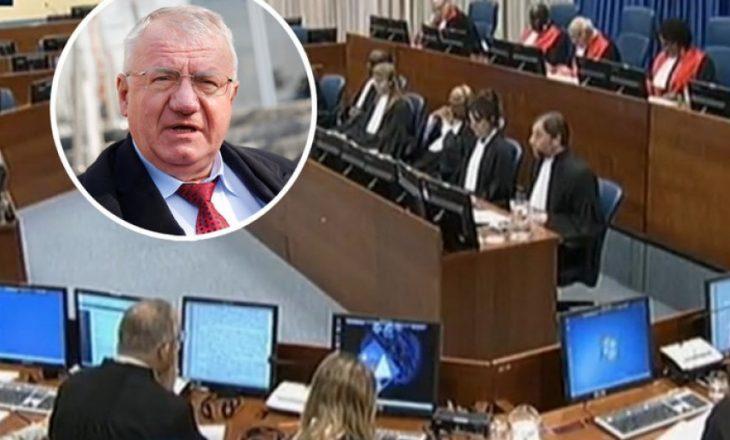 Shesheli dënohet me 10 vjet burg nga Tribunali i Hagës
