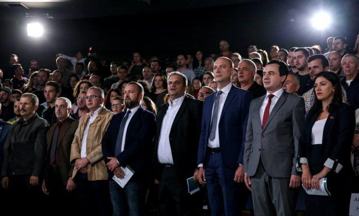Pas LDK-së edhe një parti tjetër kërkon zgjedhje