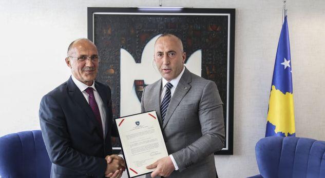 Haradinaj emëron Bejtush Gashin ministër të Brendshëm