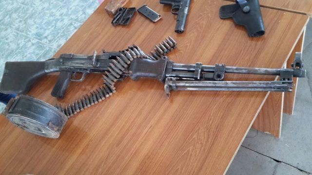 Konfiskohet një mitraloz në Herticë të Podujevës