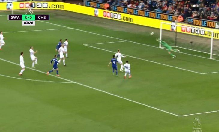 Gol i bukur nga Fabregas [Video]