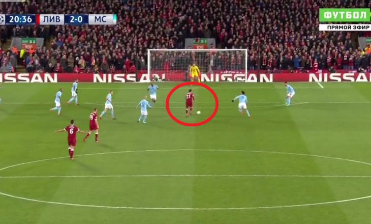 "Liverpooli e ""bombardon"" Manchester Cityn [Video]"