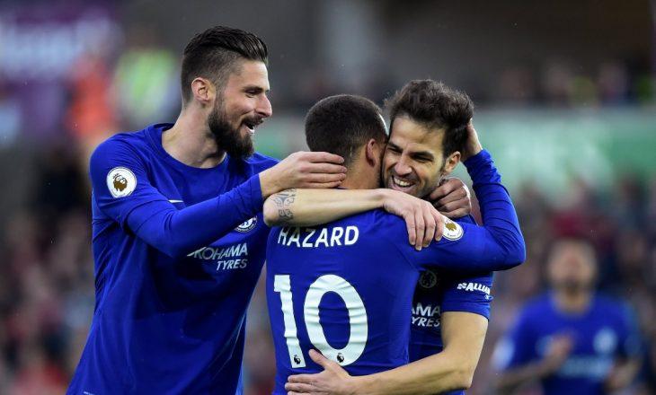 Chelsea mban gjallë shpresat për Champions [Video]