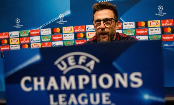 Trajneri i Romës tallet keq me Valverden