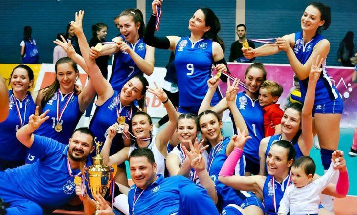 Edhe kjo ndodh në volejbollin kosovar
