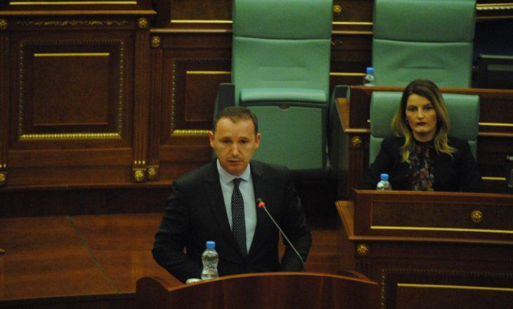 Deputeti i LDK-së vlerësimin pozitiv të Raportit të Progresit ia adreson Qeverisë Mustafa
