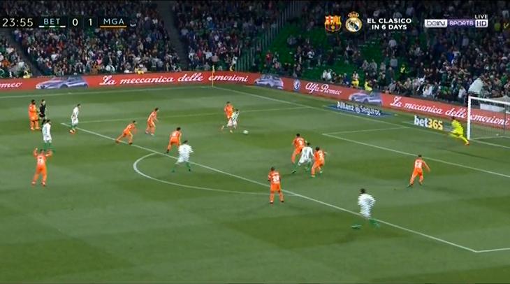 Gol i bukur në Spanjë i Riza Durmishit [Video]