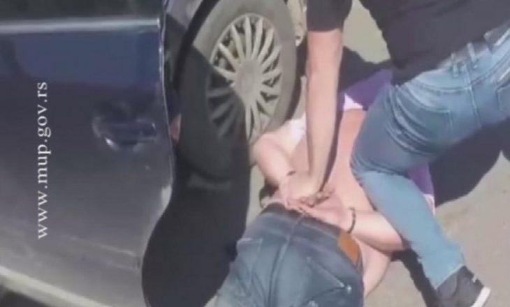 """Detajet e aksionit """"holivudian"""" të arrestimit në Beograd"""