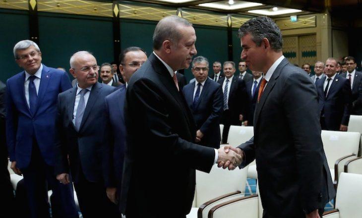 Zyrtari i lartë turk refuzon takimin me Haradinajn