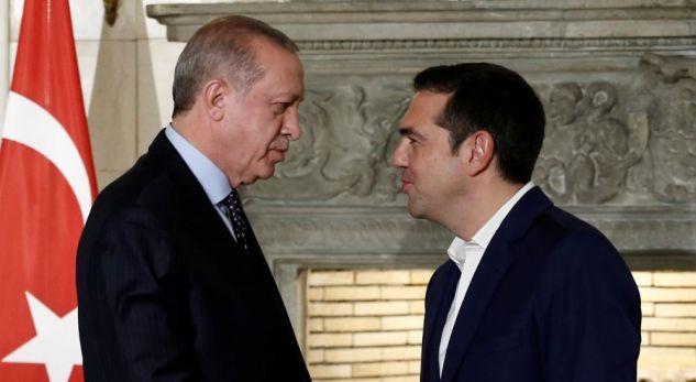 Erdogan ulë tensionet – kërkon paqe me Greqinë