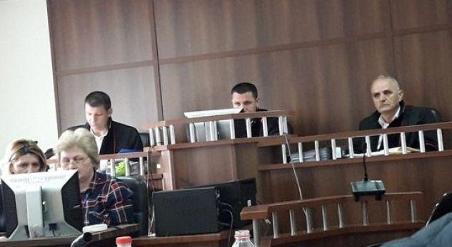 Lëshohen në gjykatë video-incizimet e vrasjes në Pejë